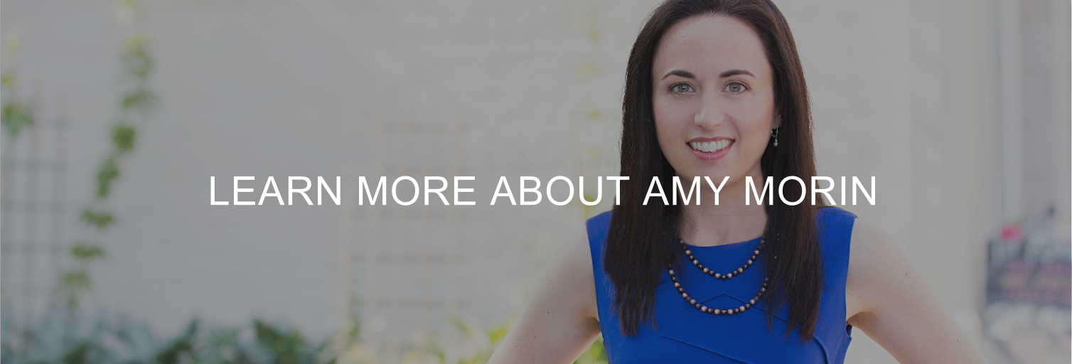 Amy Morin Bestselling Mental Strength Author Learn More