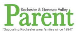Rochester and Genesee Valley Parent Logo
