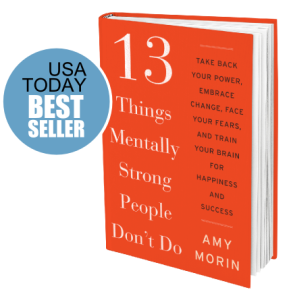 13 Things Mentally Strong People Don't Do Book Best Seller