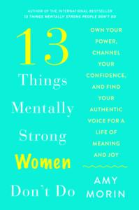 13 THINGS WOMEN DON'T DO IMAGE